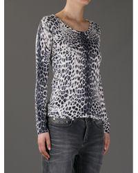 Balmain   Animal Leopard Print Sweater   Lyst