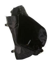 Ted Baker - Black Nylon Document Bag for Men - Lyst