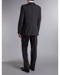 Tommy Hilfiger | Black Kevin Brooks Houndstooth Suit for Men | Lyst