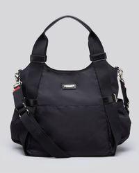 Storksak Black Baby Bag Tania Bee