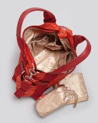 Storksak Orange Baby Bag Tania Bee