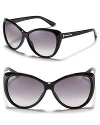Tom Ford Black Malin Sunglasses