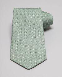Vineyard Vines Green Golf Clubs Tie for men