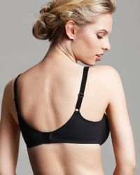 Wacoal - Natural Bra - Bodysuede Ultra Seamless Unlined Underwire #85814 - Lyst