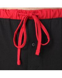 Polo Ralph Lauren | Black Number 3 Pyjama Bottoms for Men | Lyst