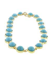 Irene Neuwirth - Blue Turquoise Bracelet - Lyst