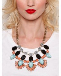 BaubleBar | Black Onyx Phoenix Necklace Ships By 719 | Lyst
