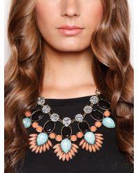BaubleBar - Black Onyx Phoenix Necklace Ships By 719 - Lyst