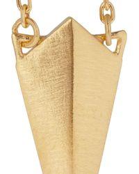Maria Black - Metallic Dante Goldplated Earring - Lyst