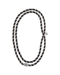 Mulberry Metallic Bayswater Chain Necklace