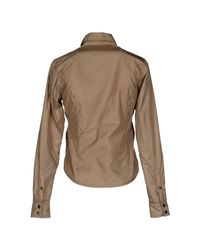 Aspesi - Natural Jacket - Lyst