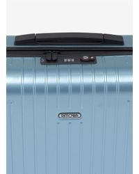 Rimowa Salsa Air Ultralight Cabin Multiwheel® Iata (ice Blue, 34-litre)