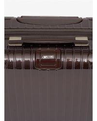 Rimowa Salsa Deluxe Cabin Multiwheel® Iata (brown, 35-litre)