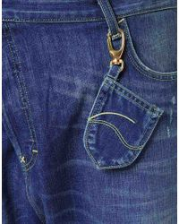 Vivienne Westwood Anglomania Blue Vivienne Westwood Anglomania For Lee Jeans for men