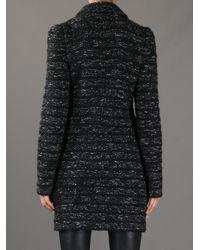Étoile Isabel Marant - Black Ifea Knitted Coat - Lyst
