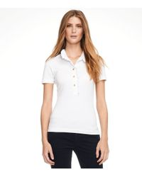 Tory Burch - White Lidia Polo - Lyst