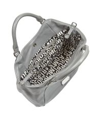 Marc By Marc Jacobs Gray Classic Q Francesca Tote