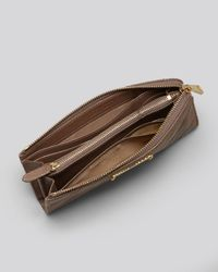 Marc Jacobs | Brown Wallet Baroque The Lex | Lyst