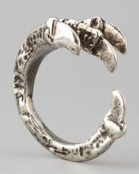 Pamela Love - Metallic Talon Ring - Lyst