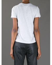 KENZO White Paris Tshirt