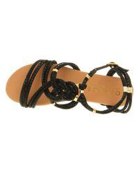 Office Black Conga Sandal