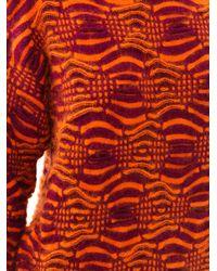 Sportmax Orange Armida Sweater