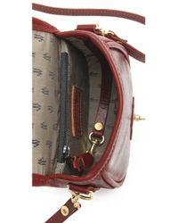 JW Hulme Brown Tiny Legacy Bag
