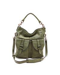 Liebeskind Green Margo Shoulder Bag