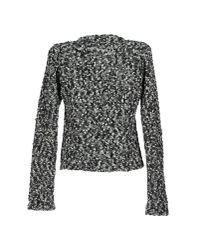 See By Chloé | Black Woolblend Sweater | Lyst