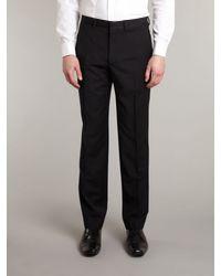 Simon Carter Black Evening Suit for men