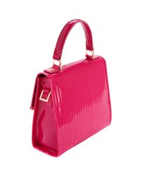 Ted Baker Pink Small Quilted Tote Bag