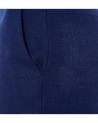 Hobbs Blue Bethany Trousers