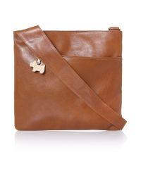 Radley Brown Large Pocket Bag
