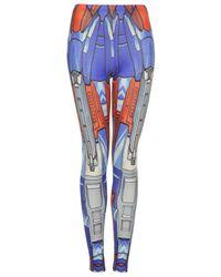 TOPSHOP Multicolor Transformer Leggings By Sugar Daddy