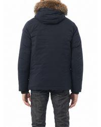Moncler - Blue Hirson Down Jacket for Men - Lyst