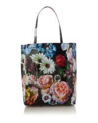 Ted Baker Multicolor Bowcon Multicoloured Tote Bag