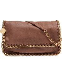 Stella McCartney Brown Falabella Messenger Bag