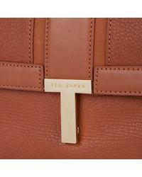 Ted Baker Brown Amorosa Cross Body Handbag
