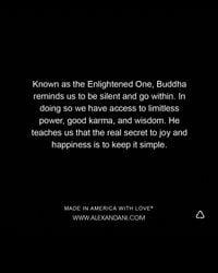ALEX AND ANI | Metallic Buddha Bangle | Lyst