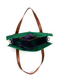 ModCloth - Green Camp Director Tote in Grass - Lyst