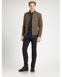 Theory - Natural Ekon Lethbridge Jacket for Men - Lyst
