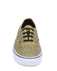 Vans Metallic Low-tops & Trainers