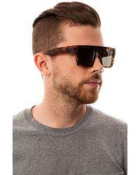 Neff - Brown The Vector Sunglasses for Men - Lyst