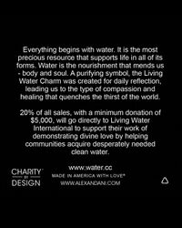 ALEX AND ANI | Metallic Living Water Expandable Wire Bangle, Charity By Design Collection | Lyst