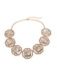 Ca&Lou | Pink Brune Necklace | Lyst