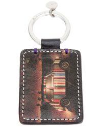 Paul Smith | Multicolor Mini Night Langar Keyfob for Men | Lyst