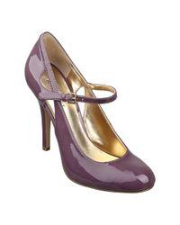 Nine West Purple Moodyblue Mary Jane Pump