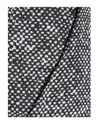 Antonio Berardi - Gray Tapered Jacquard Pants - Lyst