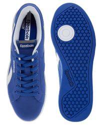 Reebok Blue Royal Badge Trainers for men