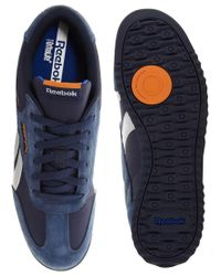 Reebok Blue Royal Cl Rayen Trainers for men